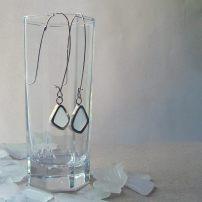 BeachGlass Earings