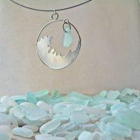 Beachglass Necklace