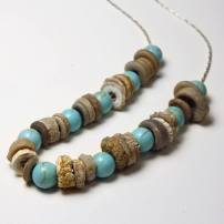Crinoid Necklace